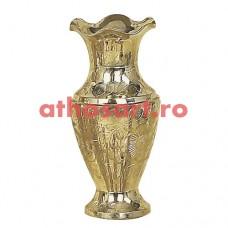 Vaza flori aurita (35 cm) cod P75-3101B35